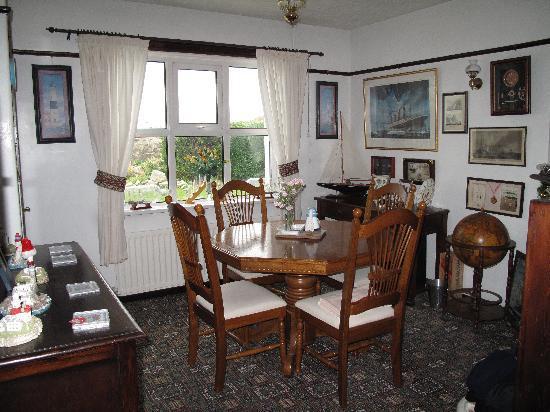 Fairview Cottage: Breakfast Room