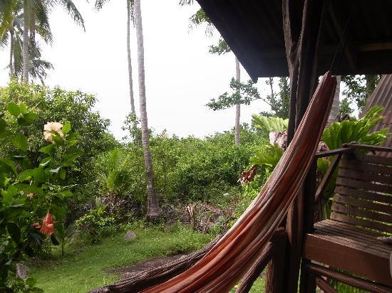 Sairee View Resort: デッキからの眺め