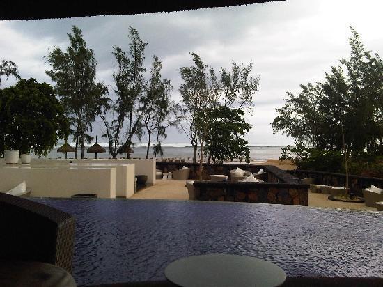 Sofitel So Mauritius: View from the bar le Takamaka