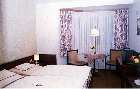 Hotel Havel Lodge: Zimmer