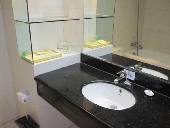 Daixi Shanzhuang Hotel: Bathroom 2