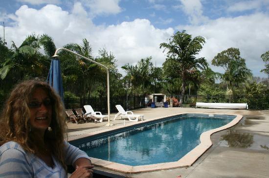 1770 Getaway: The Pool