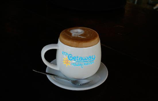 1770 Getaway: Best Cappuccino any where