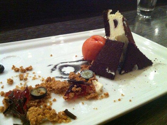 Nobu - Berkeley Street : Dessert (Ultima portata Omakase)