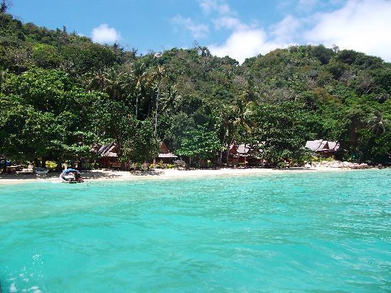Phi Relax Beach Resort Arriving At