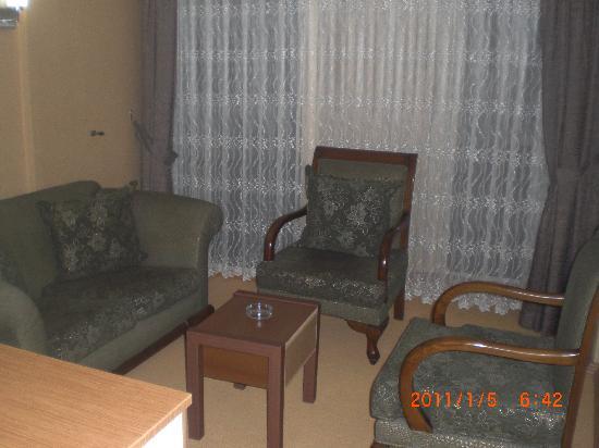 Kocaman Hotel : suite