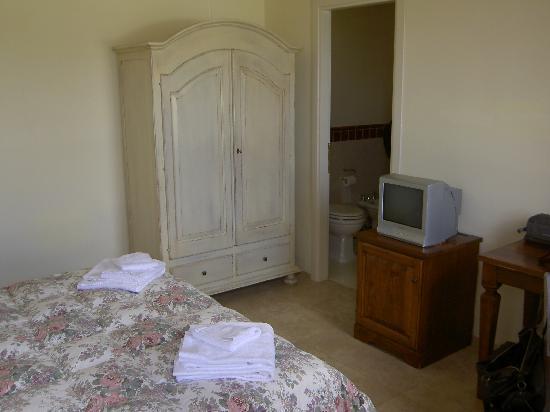 Relais Santa Genoveffa: room Canarino