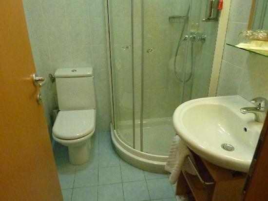 Hotel Astoria Bled: Bathroom