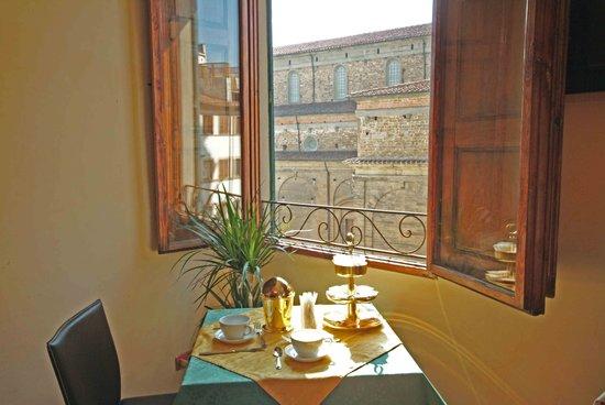 Corte dei Medici: breakfast