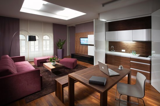 City Park Hotel & Residence: Executive Suite