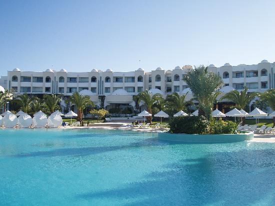 Hotel Palace Royal Garden: Hotel