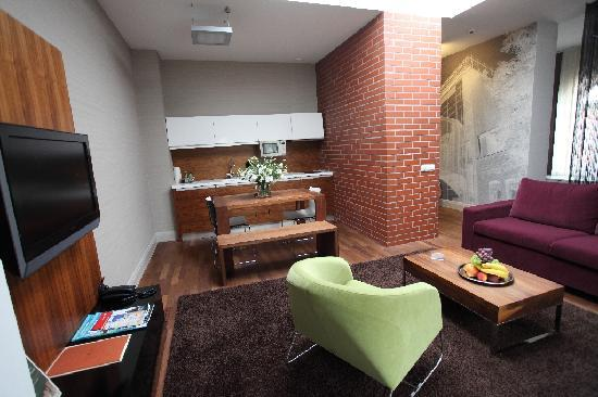 City Park Hotel & Residence: Junior Suite