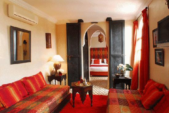 Riad la terrasse des oliviers hotel marrakech maroc for Salon zen rabat tarifs