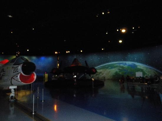 Air Zoo: View from the Cafe