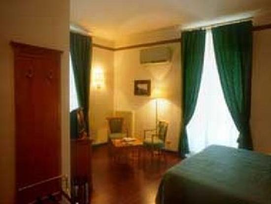 Hotel Del Real Orto Botanico : CAMERA