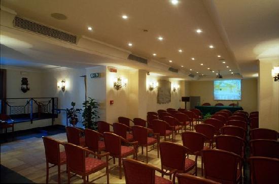 Hotel Del Real Orto Botanico : SALA RIUNIONI