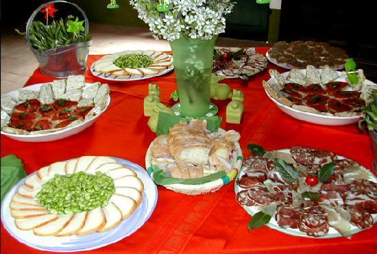 Agriturismo Borgo Personatina : catering