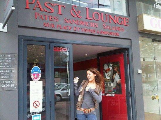 Past & Lounge: j'y étais bien non?
