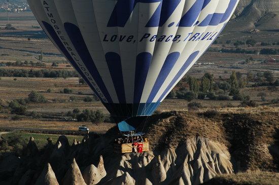 Atmosfer Balloons: Love