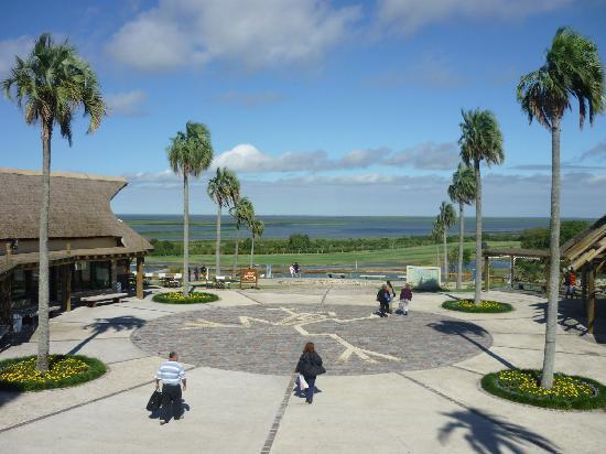 Victoria del Agua Parque Acuatico y Termal: ingreso al parque