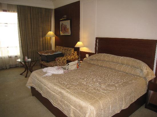 Ramada Plaza JHV Varanasi : notre chambre