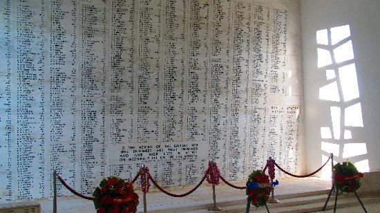 USS Arizonas minnesmonument i Pearl Harbor: Inside the memorial