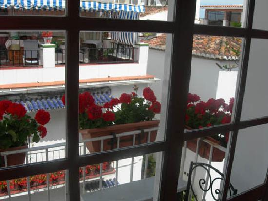 Hotel Linda Marbella: room view