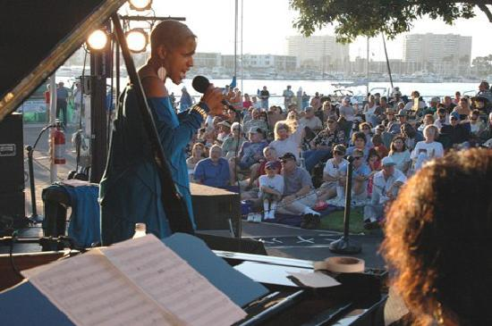 Marina del Rey, CA: Free Summer Waterfront Concerts Chace Park