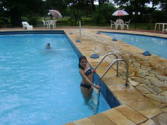 Iguassu Holiday Hotel: La pileta