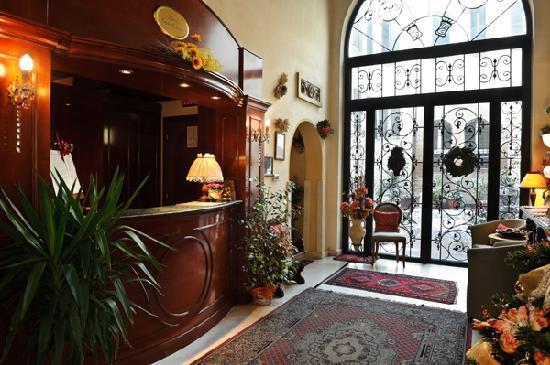 Hotel Corte Estense: HALL