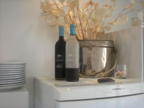 Whale View Guest House: Whale View wine - help yourself