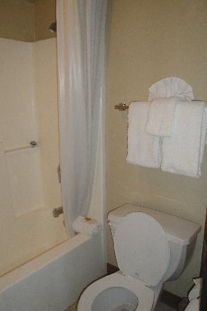 Siena Suites: Bathroom in each Bedroom
