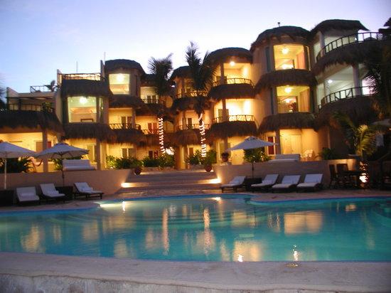 Hotel Playa La Media Luna Isla Mujeres Mexico