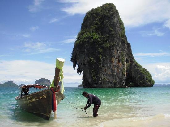 Lipa Noi, Tailândia: Thailand!!