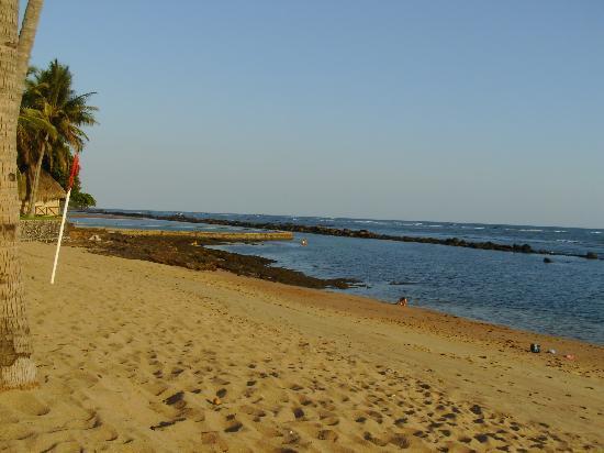 Royal Decameron Salinitas: Bonita playa, regularmente por las tardes