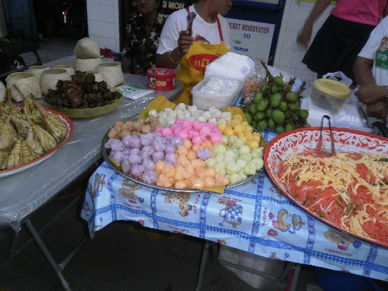 L' Hacienda: marché du vendredi soir à Bophut