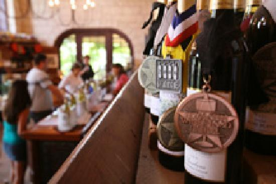 Fredericksburg, TX: Tour award-winning wineries and vineyards along the Texas Wine Trail.