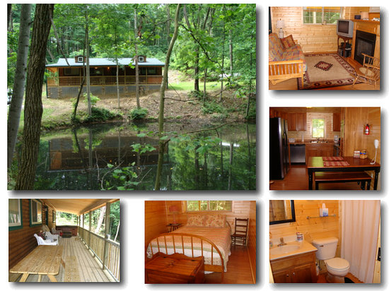 Photo of Hickory Grove Cabins - Hocking Hills Rockbridge