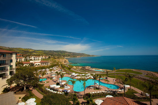 Resort Pool at Terranea Resort