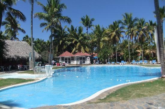 Grand Paradise Samana : Une des 3 piscines