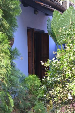 Casa Susegad: Door to our room