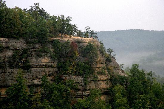 Stanton Ky To Natural Bridge State Park
