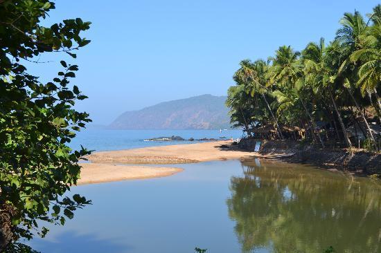 Dwarka Eco Beach Resort: paradise