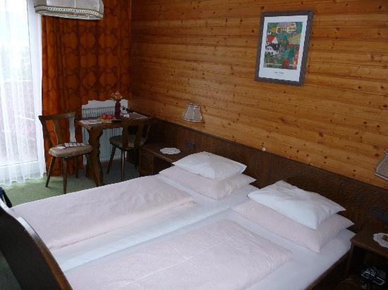 Pension Krinserhof: Bedroom