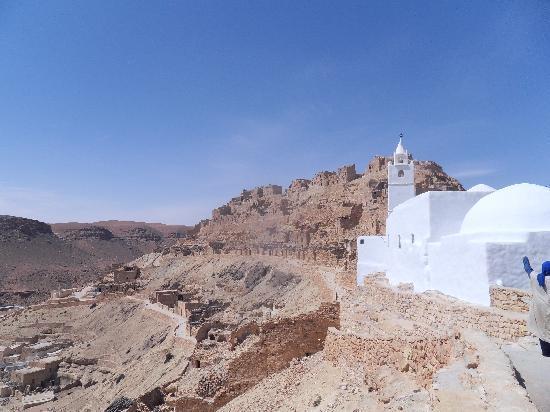 Club Jumbo Djerba : Le village de Chennini