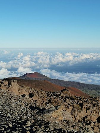 Mauna Kea Summit Adventures: landscape