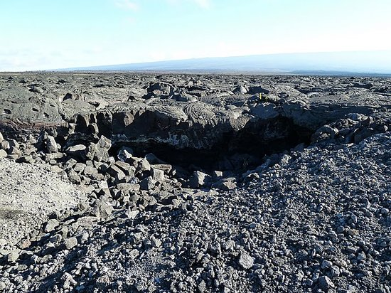 Mauna Kea Summit Adventures: lava field