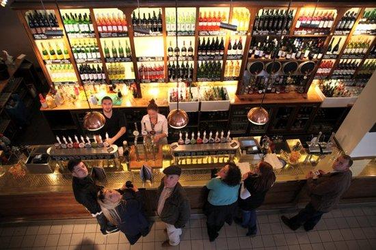 Bar area - Picture of All Bar One, Birmingham - TripAdvisor