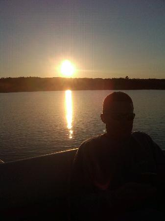 Winnisquam, NH: Beautiful Sunsets!!!