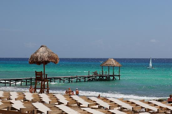 Beach Picture Of Azul Beach Resort The Fives Playa Del Carmen Playa Del Carmen Tripadvisor